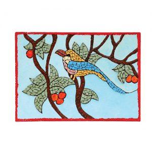 פסיפס ציפור