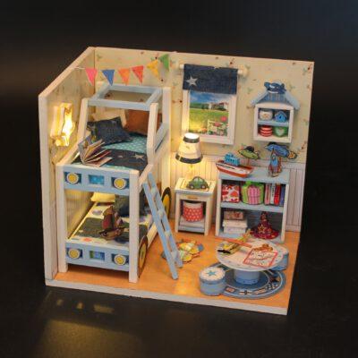 חדר ילדים כוכבים