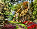 תמונה עפי מספרים מקט 116 בית ביער