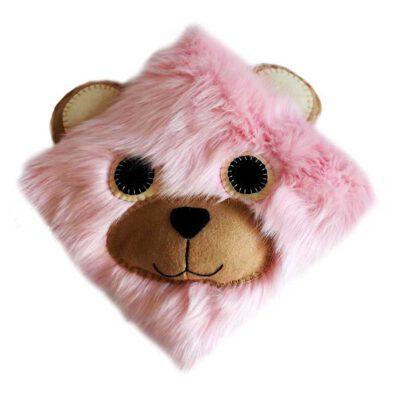 כרית דובי פרווה
