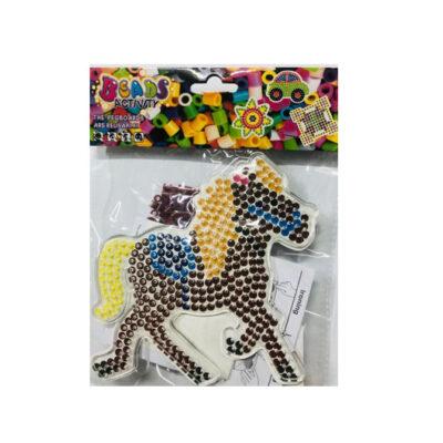 קיט חרוזי גיהוץ סוס
